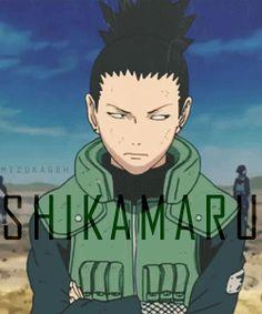 Shikamaru - One of my most favorite characters | Naruto
