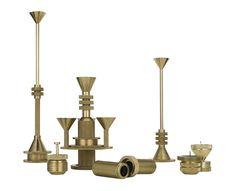 Collection d'accessoires Cog, Tom Dixon.