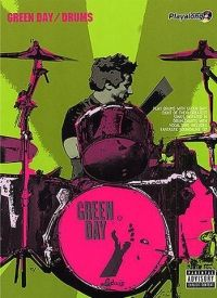 Green Day: Drums Authentic Playalong - Book/CD. £14.99