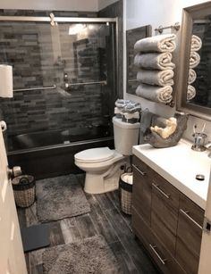 amazing cottage bathroom design ideas - page 8 ~ Modern House Design Dream Bathrooms, Amazing Bathrooms, Small Bathroom, Bathroom Storage, Shower Bathroom, Vanity Bathroom, Modern Bathroom, Master Bathrooms, Bathroom Organization