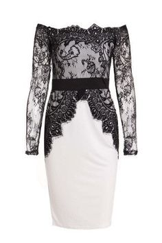 GET $50 NOW | Join RoseGal: Get YOUR $50 NOW!http://m.rosegal.com/club-dresses/alluring-slash-collar-long-sleeve-168205.html?seid=6779401rg168205