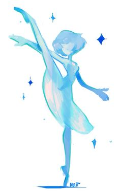 Blue Pearl | Steven Universe | The Answer | jasper lapis steven universe…