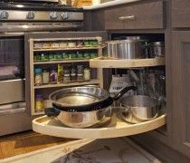 Vintage / Victorian-Era Twin Cities Home Kitchen Remodel | Twin Cities Cabinetry and Kitchen Design « The Cabinet Store