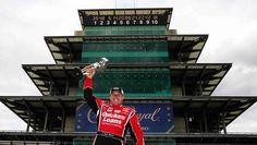 Indiana Native does good!  Congratulations Ryan Newman on you Brickyard 400 win! (July 28, 2013)