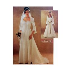 1000 Images About PATTERN PATTER Wedding Bridal Sewing Patterns On Pinteres
