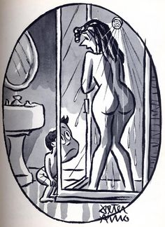 Peter Arno - this is hilarious