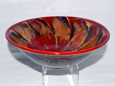 Functional Pottery For Sale - Welcome to East Ridge Pottery. Love the reds!