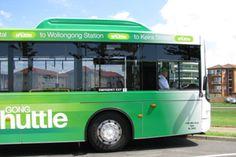 Free city shuttles - Sydney CBD, Parramatta, Wollongong