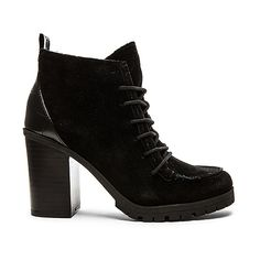 Circus by Sam Edelman Denver Bootie Shoes (140 AUD) ❤ liked on Polyvore featuring shoes, boots, ankle booties, booties, bootie boots, short boots, crocodile boots, ankle boots and crocs boots