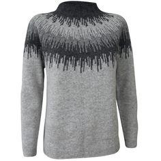 Ski Sweater, Sweater Jacket, Wool Sweaters, Baby Knitting, Knitwear, Knitting Patterns, Knit Crochet, Womens Fashion, How To Wear