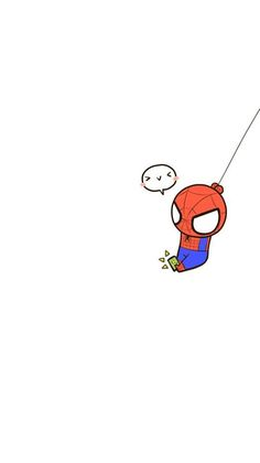 Read Spidey x'D from the story Imagenes De Tus Ships ( Cute Disney Wallpaper, Kawaii Wallpaper, Cute Cartoon Wallpapers, Trendy Wallpaper, Kawaii Disney, Iphone Background Wallpaper, Aesthetic Iphone Wallpaper, Disney Drawings, Cute Drawings