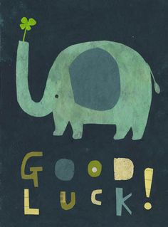 good luck elephant | Flickr - Photo Sharing!