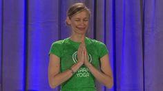 Naam Yoga for Vitality - 10 minute class - YouTube