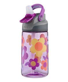 Look what I found on #zulily! 16 oz. Flowers Water Bottle by AVEX #zulilyfinds