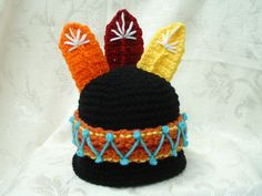 Lil Indian Boy/Girl Hat for Thanksgiving!