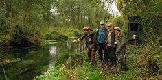 A gathering on the River Itchen, one of the most famous chalk streams in the UK. Recommend by http://www.fishinglondon.co.uk/