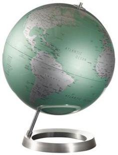 #Design Within Reach      #table                    #Mint #Table #Globe       Mint Table Globe                                    http://www.seapai.com/product.aspx?PID=204685