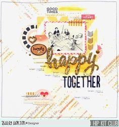 Hip Kit Club Online Crop | Happy Together