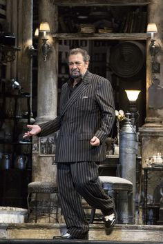 "Plácido Domingo as the title character in ""Gianni Schicchi"" (2015); Photo: Craig T. Mathew"