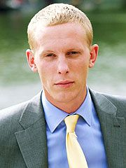 Laurence Fox (DS Hathaway)  --where have you been....