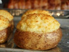 Food Wishes Video Recipes: Twice Baked Potatoes - They Take Longer, But At Least They're More Complicated