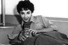 Celebrities with Their Vintage Cameras (32).jpg