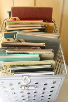 Learn how to easily turn old hardcover books into notepads on my blog today!