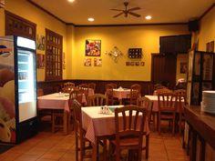 #pizzeriavabene #Sada #Spain Conference Room, Spain, Table, Furniture, Home Decor, Sevilla, Places, Decoration Home, Room Decor