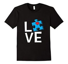Amazon.com: Love Someone With Autism Tshirt: Clothing Love Heart Puzzle Piece Symbol Autism Awareness Graphic Tee autism shirts,autism mom t shirts,autism super power t shirt,autism shirt brother,autism awareness ribbon,autism teacher shirts,autism puzzle ribbon,autism son shirt, autism mom,i love someone with autism shirt,autism awareness shirts kids,autism awareness mom,autistic