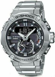 Pinterest Casio G-shock, Casio Watch, Casio Protrek, Casio G Shock Watches, Sport Watches, Wrist Watches, Men's Watches, Silver Watches, Luxury Watches