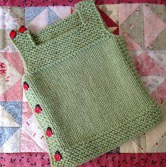 Ravelry: maggieknitty's Pebble Vest #4