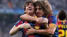 Goal from Messi - Real Madrid vs FC Barcelona - Champions League 2011 #FCBarcelona #Messi