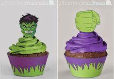 30 ideias para fazer uma festa do Hulk!