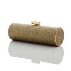 Loren: Vintage Gold Micro-Sparkle