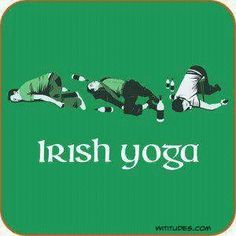 St. Patrick's day workout. Hell yeahh