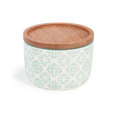 Pot Cocotte en faïence H 7 cm