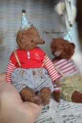 Olya Isaenkova - Artist Bears and Handmade Bears