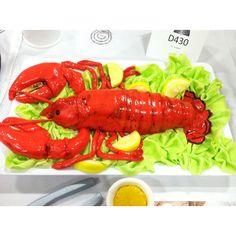 Lobster cake