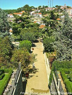 Jardim da República - Penamacor - Portugal