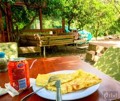 turkish pancake - Olympos. Ancient Ruins, Traveling, Mexican, Ethnic Recipes, Food, Viajes, Essen, Meals, Trips