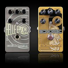 Catalinbread pedal effects.