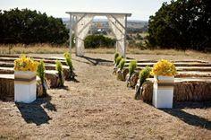 outdoor wedding???
