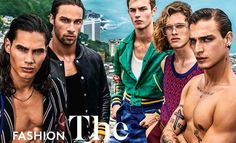 Vogue Hommes Spring Summer 2017 Cover by Mario Testino