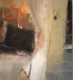 Francoise Julien - Agrandissement 3, 100x100 cm. ( web: fjulien.com/univers-home.html )