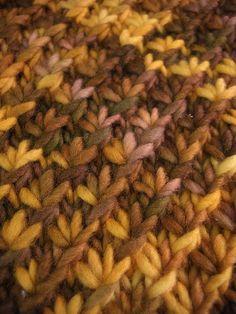 Knitting idea - Feeding Ducks 3