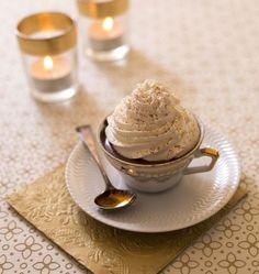 Photo de la recette : Chocolat chaud viennois avec sa chantilly maison