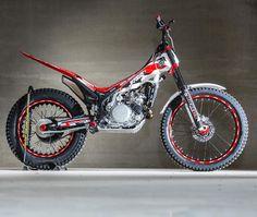 Beta motorcycle