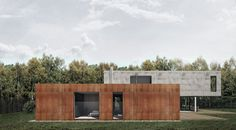 Magenta House by Moomoo Architects (render)