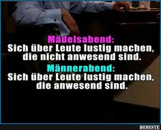 Mädelsabend: Sich über Leute lustig machen.. | Lustige Bilder, Sprüche, Witze, echt lustig Great One Liners, Funny Dialogues, Just Kidding, Funny Moments, Daily Quotes, True Stories, Fun Facts, Haha, Comedy