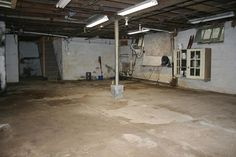 If you're wondering how to remodel a dark basement to make it a brighter space, check out these before and after pictures to get tips. Attic Renovation, Attic Remodel, Basement Renovations, Home Remodeling, Basement Ideas, Bathroom Remodeling, Old Dresser Drawers, Old Dressers, Basement Bedrooms